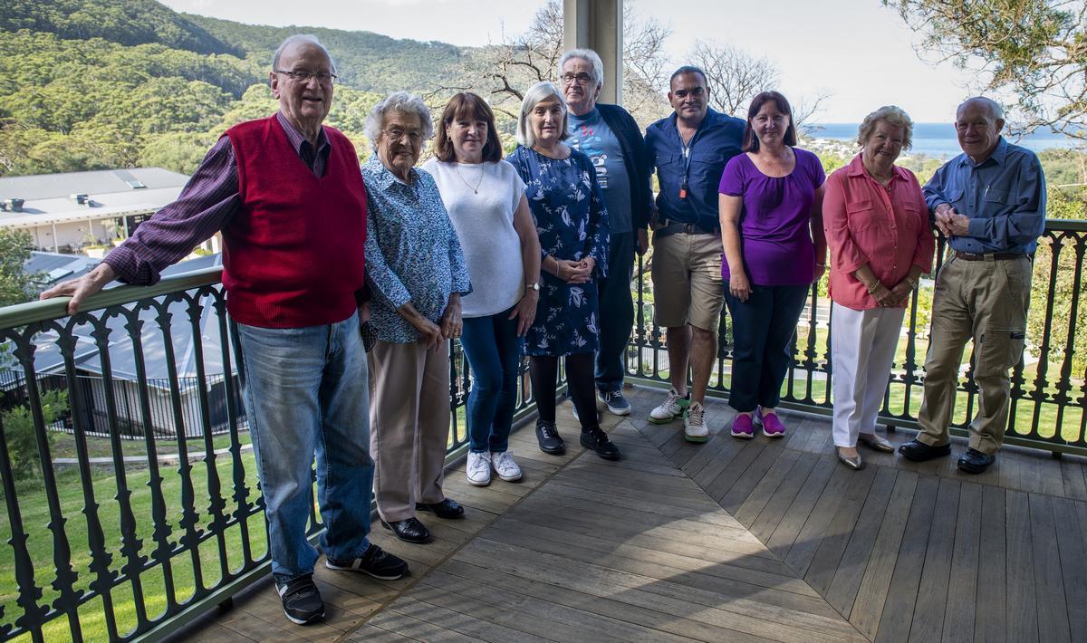 Services retirement hillcrest