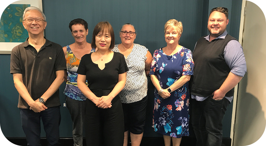 Home Care - the team at UPA Sydney